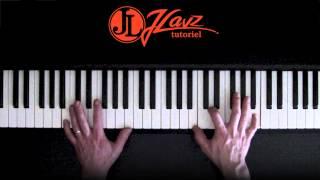 Un jour au mauvais endroit - CALOGERO - Tutoriel piano et chant - www.jlavz.fr