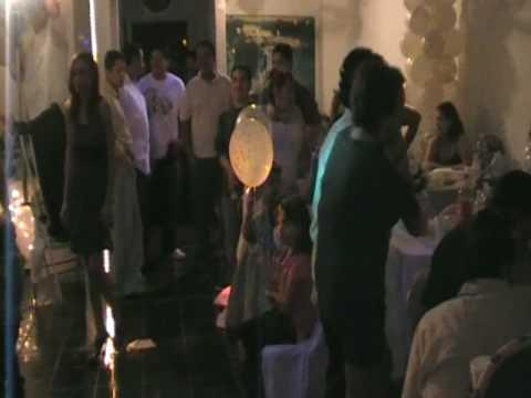 fiesta 100% corinteña en L.A  aniversario  matrimonio  aguilera  2