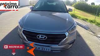 Hyundai CRETA 2018 → Preços e Versões Detalhadas