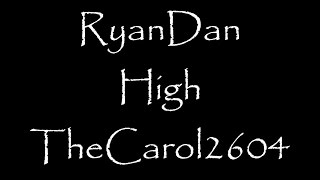 RyanDan - High (lyrics)