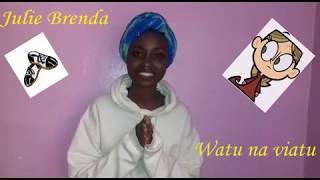 WATU NA VIATU- Nyota ndogo( cover) width=