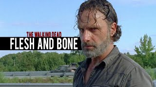 The Walking Dead || Flesh And Bone