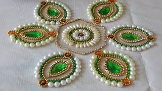Download kundan rangoli for Waste out of best from bangles