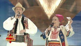 Alexandru Carţiş şi Maria Haiduc - Auzit-am auzit (#VedetaPopulară)