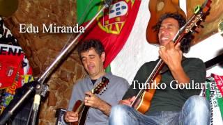 Taverna dos Trovadores .Edu Miranda e Tuniko Goulart