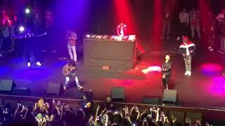 SOB X RBE Calvin Cambridge Live Fox Theater Oakland CA 3/17/2018