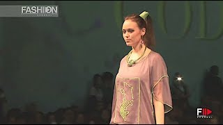 GODIS Odessa Fashion Week 2016 - Fashion Channel