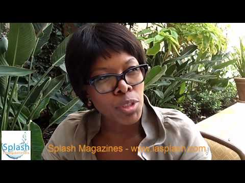 South Africa Tourism Ubuntu Expo interview of Sthy Zungu