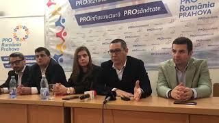 """Victor Ponta, despe implicarea Basescu DNA in proiectul """"autostrada Comarnic Brasov"""""""