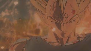 DRAGON BALL XENOVERSE 2 Vegeta's Sacrifice (Majin Buu Saga)