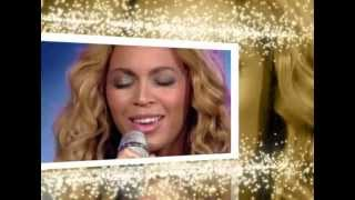 Vinheta promocional do CD Beyoncé - Live Performances