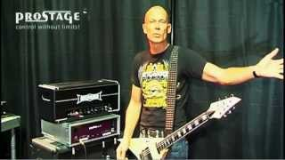 Wolf Hoffmann (Accept) explains his guitar rig