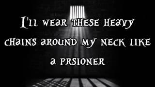 James Arthur - Prisoner (Lyrics)