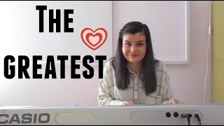 """""""The Greatest"""" by Sia ft Kendrick Lamar - Cover by Iris Durán"""