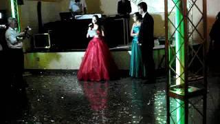 15 anos Ana Laura - cover de Pai do Fábio Júnior