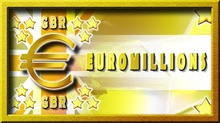Euromillions Results Tuesday 15th December 2015