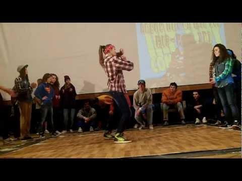 Ритка vs Маня | Hip-Hop Connection 2012