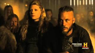 Vikings - Ragnarök scene with music of Wardruna