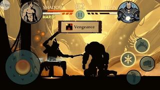 "Shadow Fight 2 Boss Titan Eclipse  [1080p60] ""Vengeance"" Epic Fight"