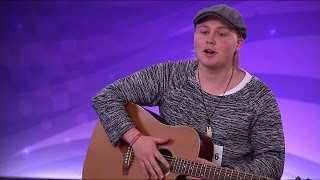 Rasmus Gustafsson - Gonna love ya av Avicii (hela audition) - Idol Sverige (TV4)