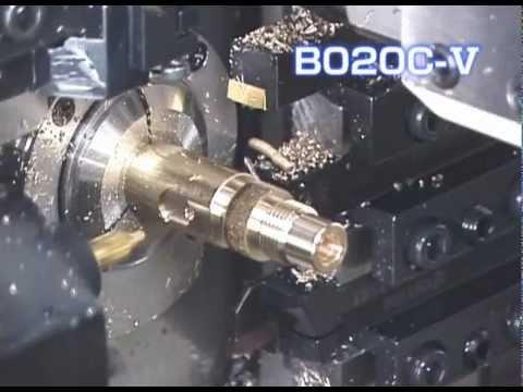 Tsugami Turkey, CNC kayar otomat, UNITEC MAKINA