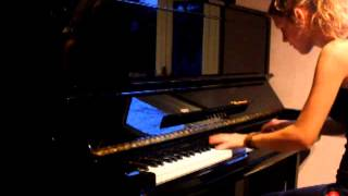 The Happy Song- Piano solo /Frank Mills