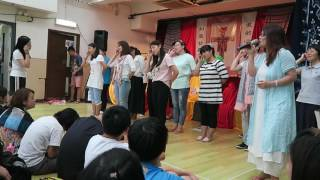 Action song from China- Festival of Nations@Taize Hong Kong 2016