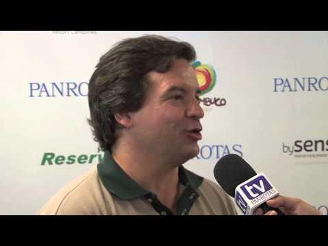 ABAV 2012: Plínio Nascimento – Diretor Geral da Nascimento Turismo