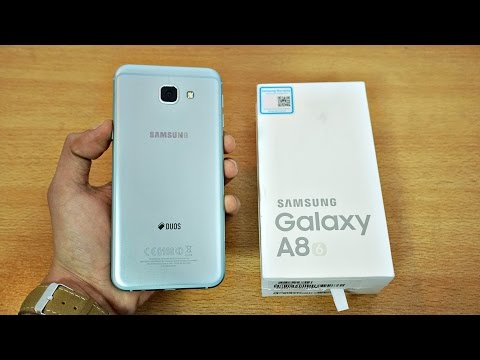 Samsung Galaxy A8 (2016) - Unboxing & Review! (4K)