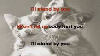 Karaoké The Pretenders - I'll Stand By You