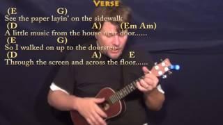 Summer Breeze (Seals & Croft) Ukulele Cover Lesson with Chords/Lyrics