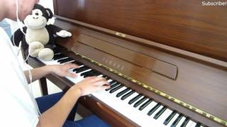 Only Wanna Sing - Hillsong Young & Free [Piano Cover]