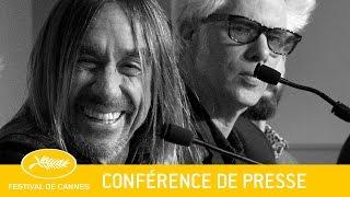 GIMME DANGER - Press Conference - EV - Cannes 2016 width=