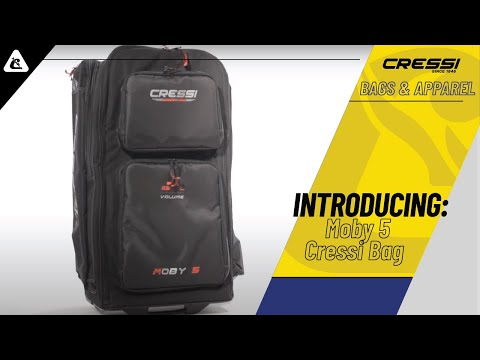 Moby 5 CRESSI Bag