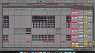Mura Masa - Lovesick Fuck (Ableton Live 9 Remake)
