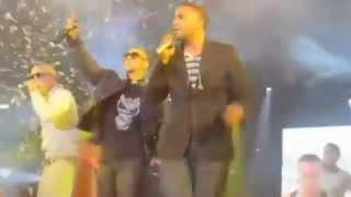 Arcangel Ft. Don Omar, Daddy Yankee & Lucenzo - Danza Kuduro (Remix live)