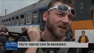 PESTE 1000 DE CEHI ÎN MEHEDINŢI