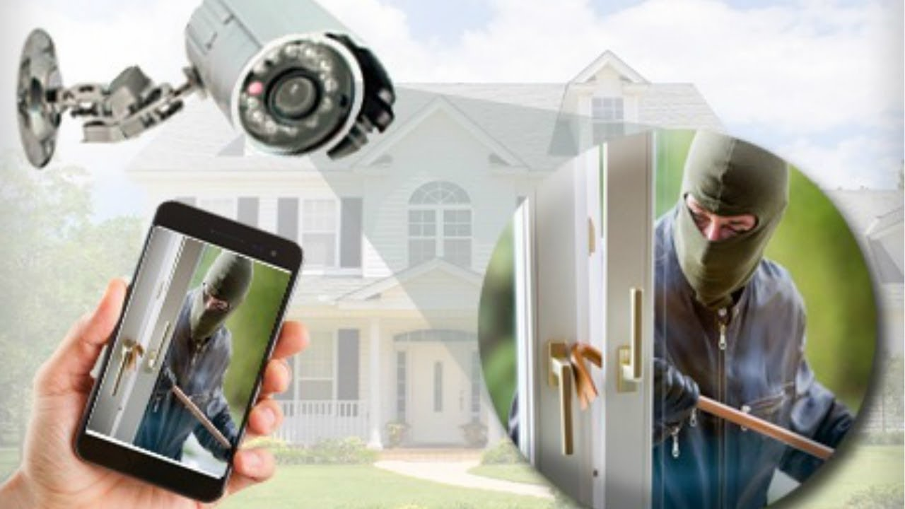 Outdoor Home Security Cameras Barrett TX