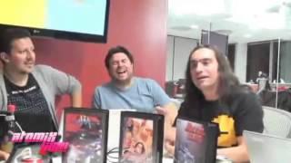 """""""Yo nunca agarré el Trapeador"""" - Atomix Live 50 (Especial Arcades)"""