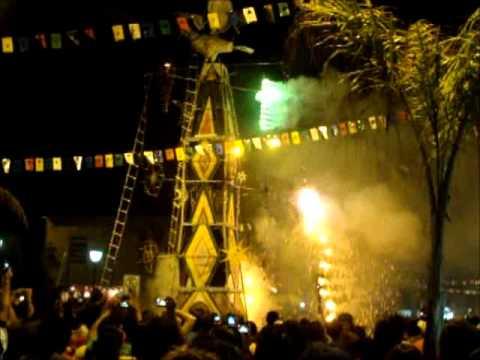 Saint's Day in Montañita