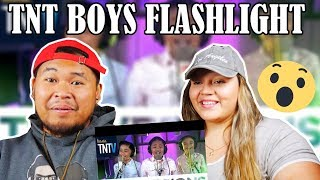 TNT BOYS - FLASHLIGHT | FIRST LISTEN | COUPLES REACTIONS