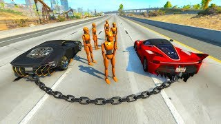 High Speed Jumps/Crashes BeamNG Drive Compilation #2 (Beamng Drive Crashes)