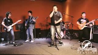 Banda Onix Audição do Festival Gospel Music Café
