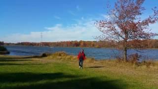 Premam   Evare Cover Song in USA scenic fall colors (by Prasad Simhadri)