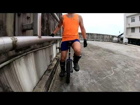 20180504獨輪車教學-新手如何安全使用獨輪車(有字幕) - YouTube