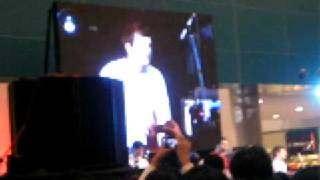 Chasing Cars - Boyce Avenue live at SM D'Block (Philippines)