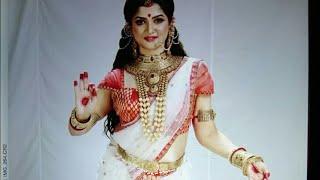 Srabanti Chatterjee Shoot For Mahalaya|| Zee Bangla|| Durga Puja||2017 width=
