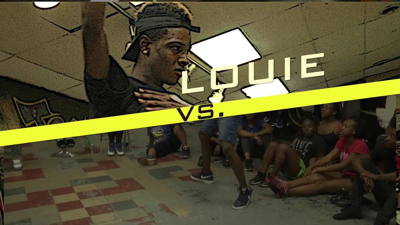 WALACAMTV ITS ON!!! ''HIP ROLL BATTLE'' LOUIE VS BJ @ FINAL PHAZE DA WARZONE