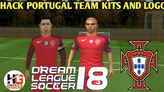 How to create portugal 2018 world cup full team kits and
