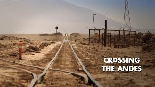 Chris Tarrant: Extreme Railway Journeys - Episode 2  Crossing the Andes (Preview)